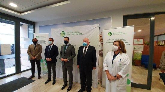 presidente-de-junta-inversion-hospital-pedroches-beneficio-comarca-olvidada