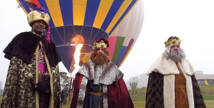 los-reyes-magos-llegaran-desde-oriente-a-cordoba-en-globo