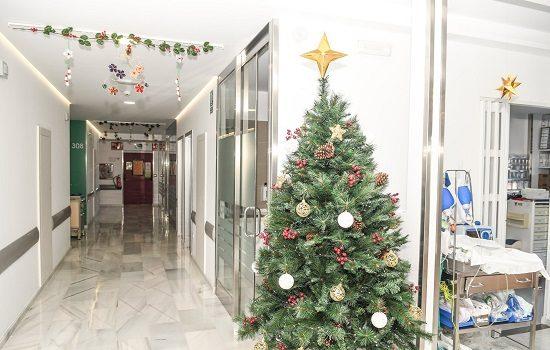 menus-especiales-decoracion-navidena-hospital-centros-salud-area-sanitaria-norte