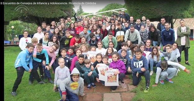 Pozoblanco participa en el II Encuentro de Consejos de Infancia y Adolescencia