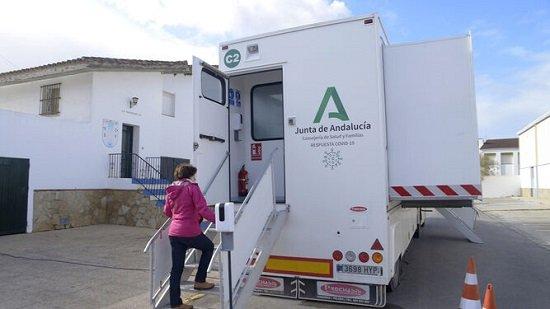 junta-cribados-poblacionales-covid-alcaracejos-torrecampo-los-blazquez-60-municipios-andaluces-mas