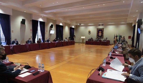 pleno-diputacion-aprueba-plan-dotara-a-las-mancomunidades-300000-euros