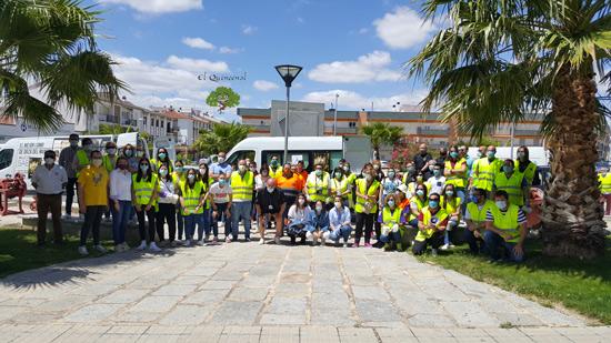caravana-solidaria-beneficio-caritas-motivo-corpus-christi-pozoblanco