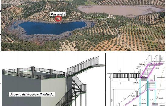 junta-licita-pasarela-acceso-centro-de-visitantes-venta-nueva-cardena-267300-euros