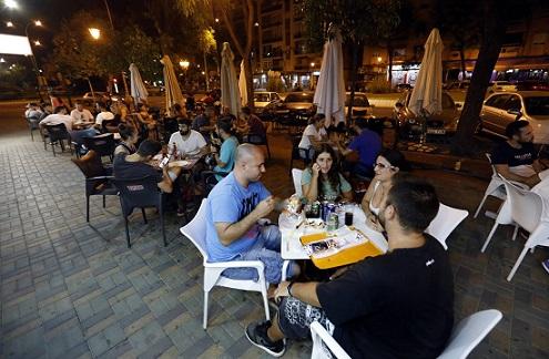 La Hostelería podrá abrir las terrazas hasta la 1 de la madrugada