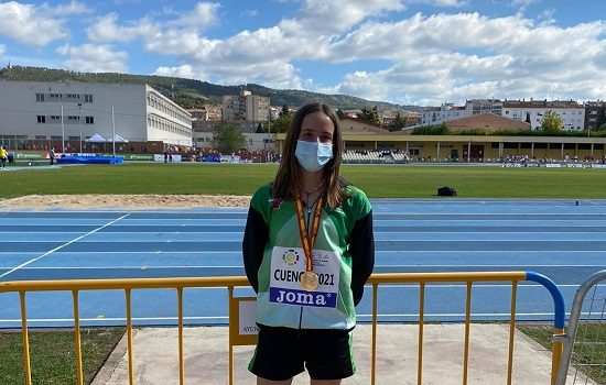 la-atleta-de-dos-torres-cristina-lopez-subcampeona-en-pertiga-campeona-andalucia-nacional-autonomico-sub-16