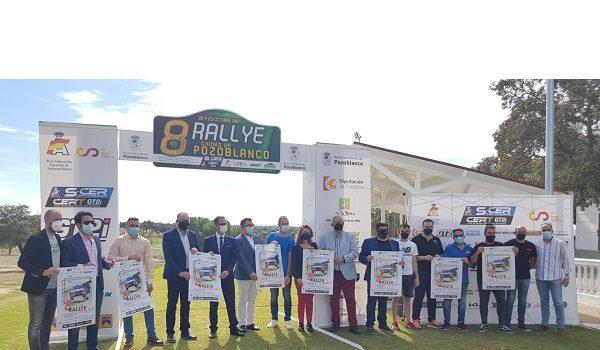 el-rallye-ciudad-de-pozoblanco-contara-participacion-65-vehiculos